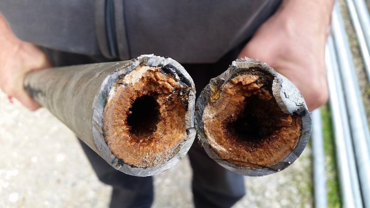 danni-calcare-tubature-1 Installazione Filtro Anticalcare Caldaie Roma - Perchè è importante?